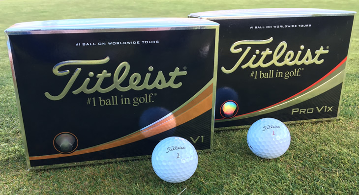 Titleist Pro V1 2017 Golf Ball