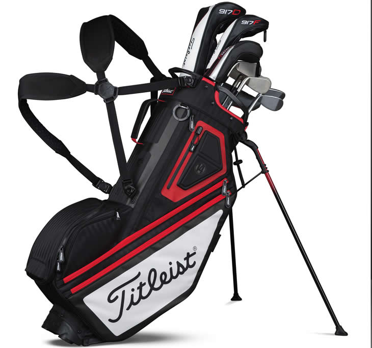 Titleist Players Collection 2017 Stand Bags