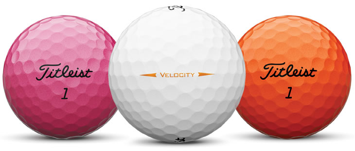 Titleist Velocity 2018 Golf Ball