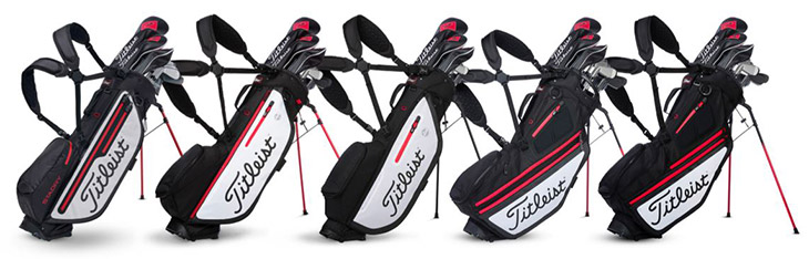 Titleist Players & Hybrids Bags