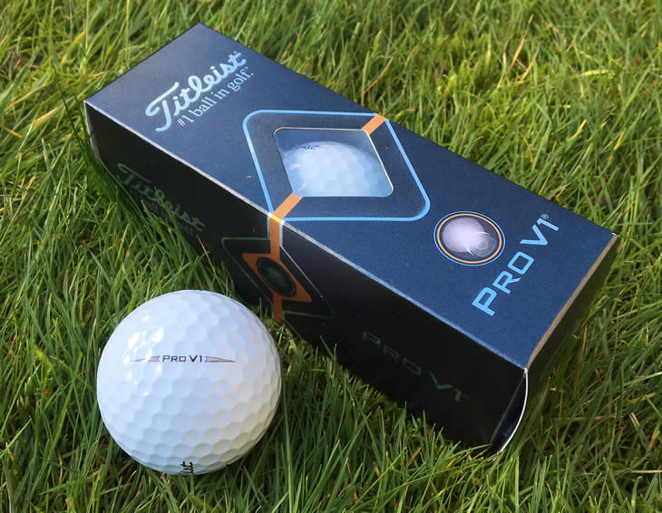 Titleist Pro V1 2019 Golf Ball