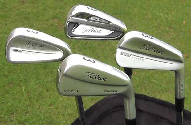 Titleist 3-Irons