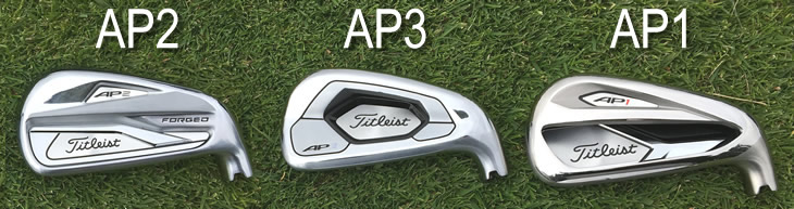 Ap1 Vs Ap2 >> Titleist 718 Ap3 Irons Review Golfalot
