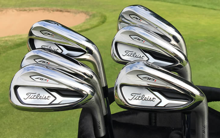 Titleist 718 AP1 Irons