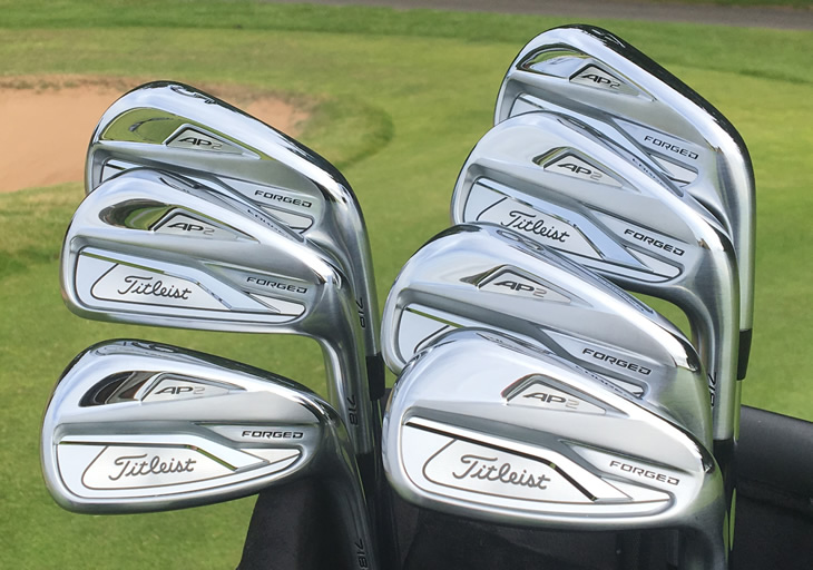 Titleist 718 AP2 Irons
