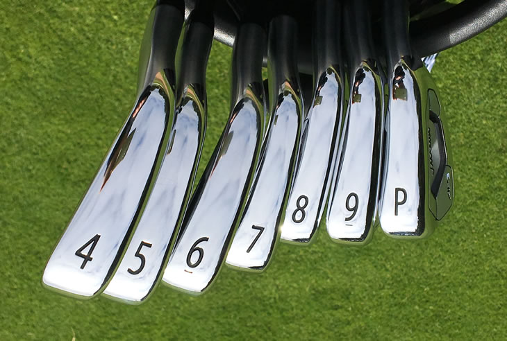 Titleist 718 AP3 Irons Review - Golfalot