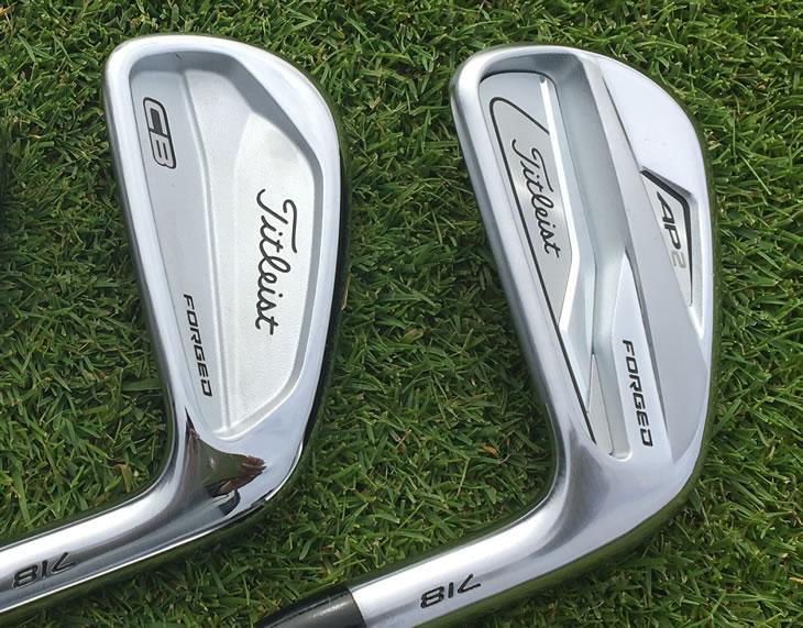 Titleist 718 CB Irons Review - Golfalot