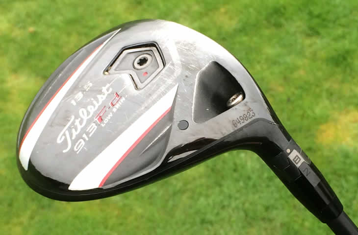 Titleist 913Fd Fairway Hosel