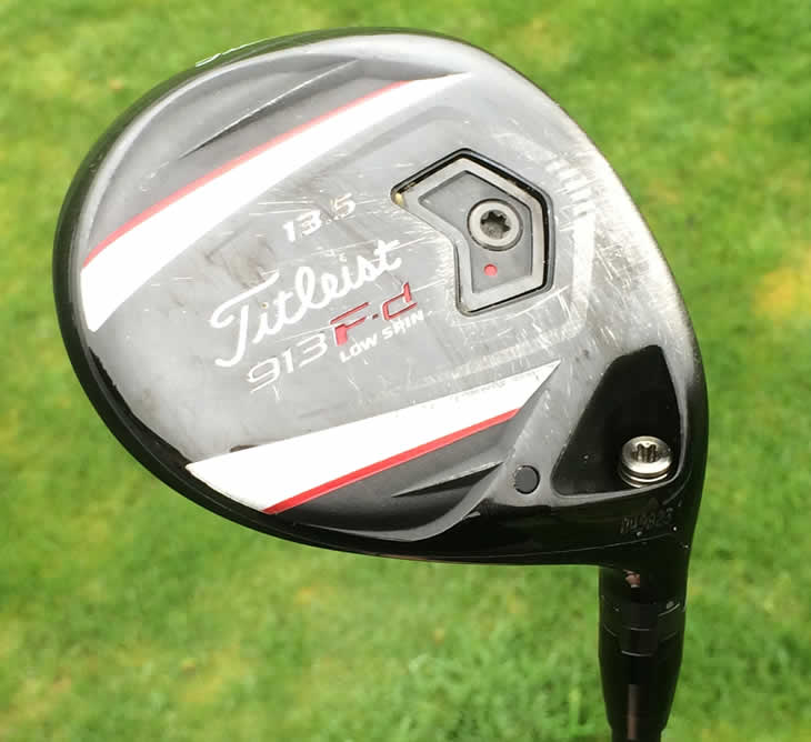 Titleist 913Fd Fairway