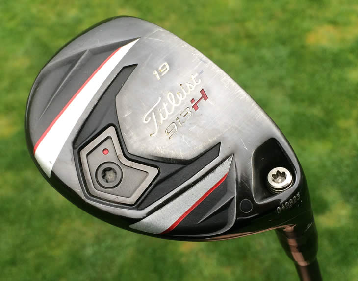 Titleist 913Hd Hybrid