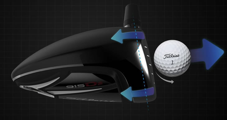 Titleist 915 Driver Arc