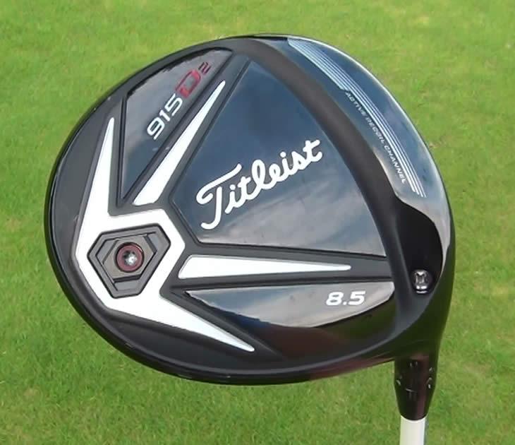 Titleist 915 D3 Driver Review - Golfalot