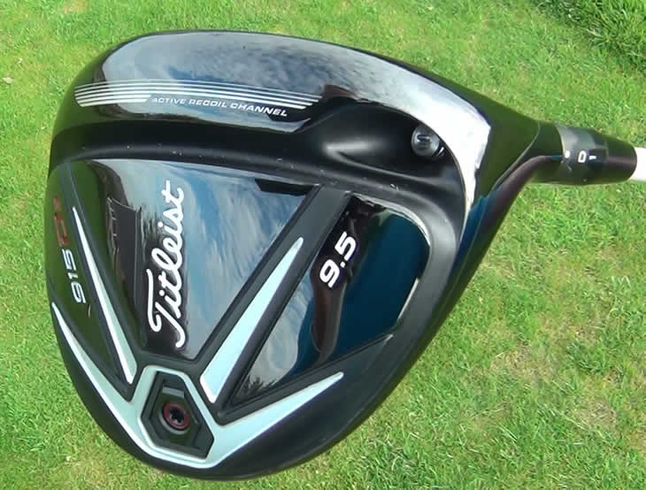 Titleist 915 D3 Driver ARC