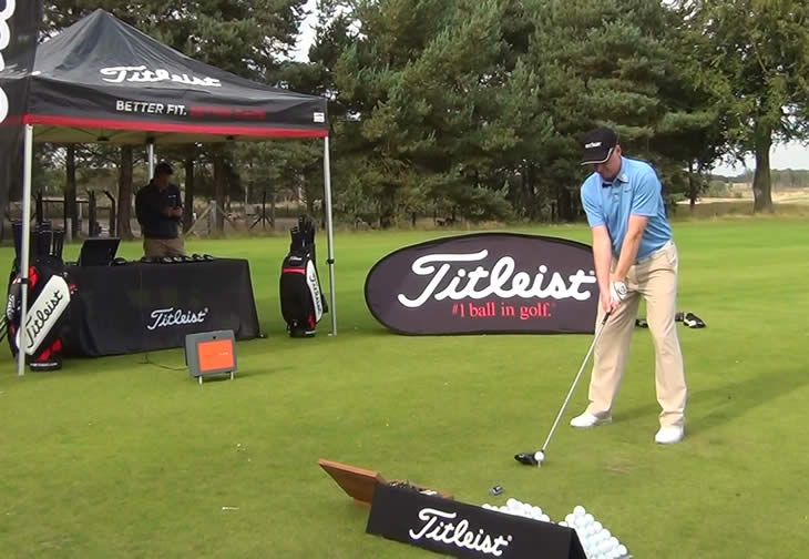 Titleist 915 Driver Fitting