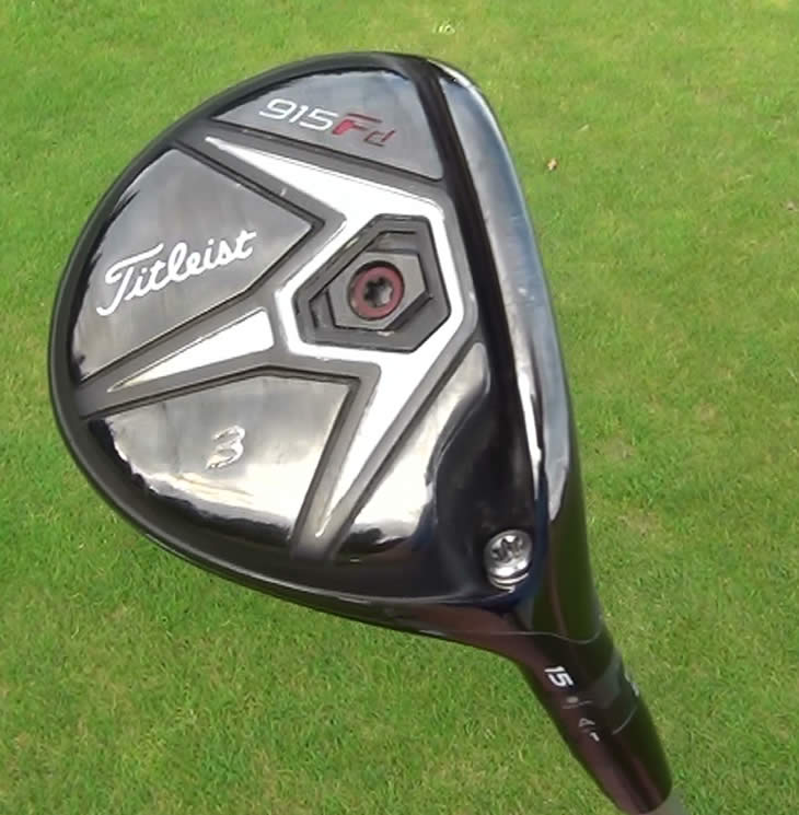 Titleist 915Fd Fairway Wood