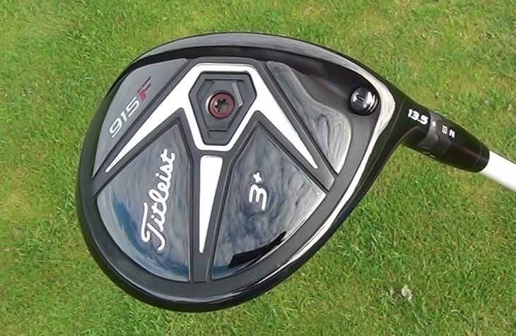 Titleist 915F Fairway Sole