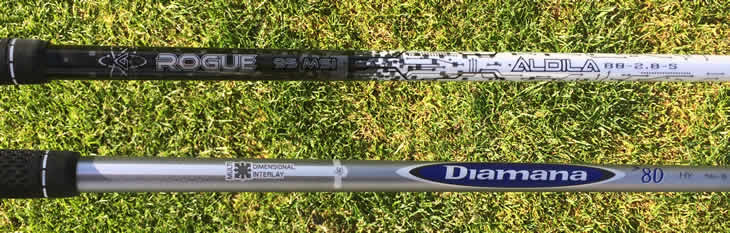 Titleist 915H Hybrid Shafts