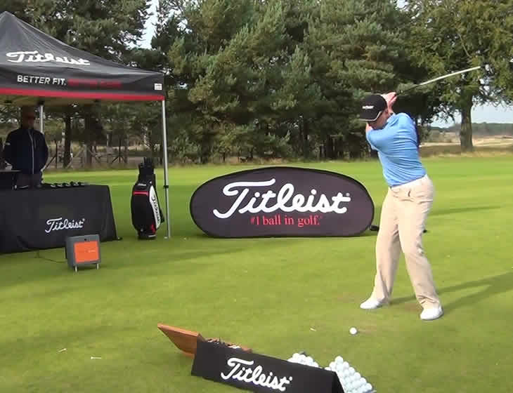 Titleist 915H Hybrid Fitting