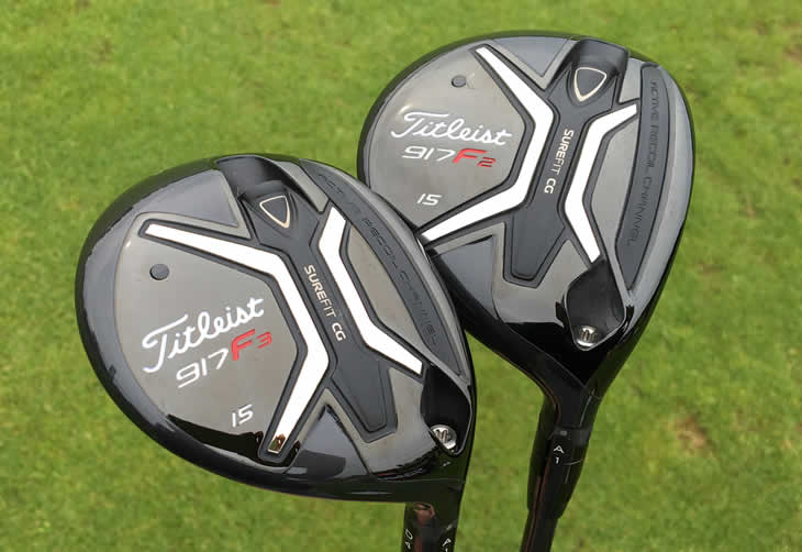 Titleist 917 Fairway