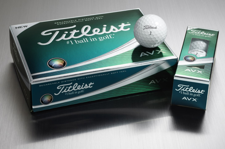 Titleist AVX Golf Ball