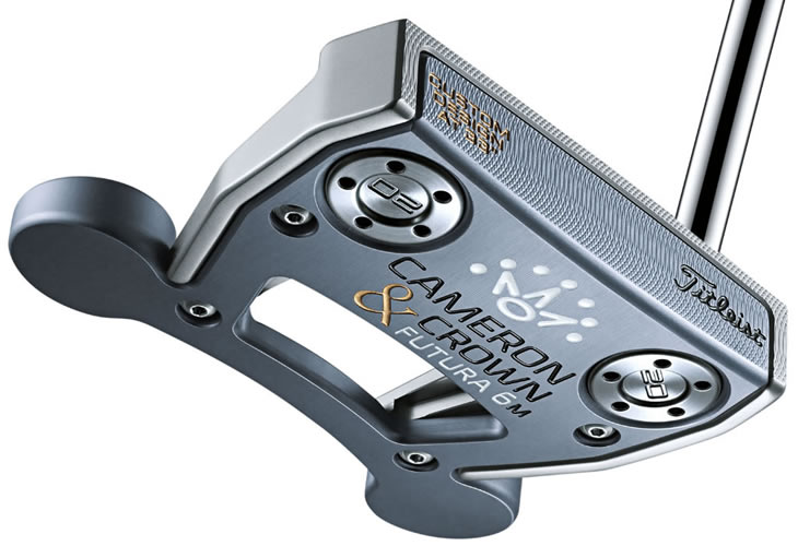 Titleist Cameron & Crown Putters 2017