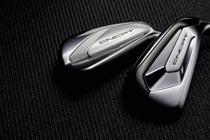 Titleist Begins CNCPT Range With Two New Irons - Golfalot