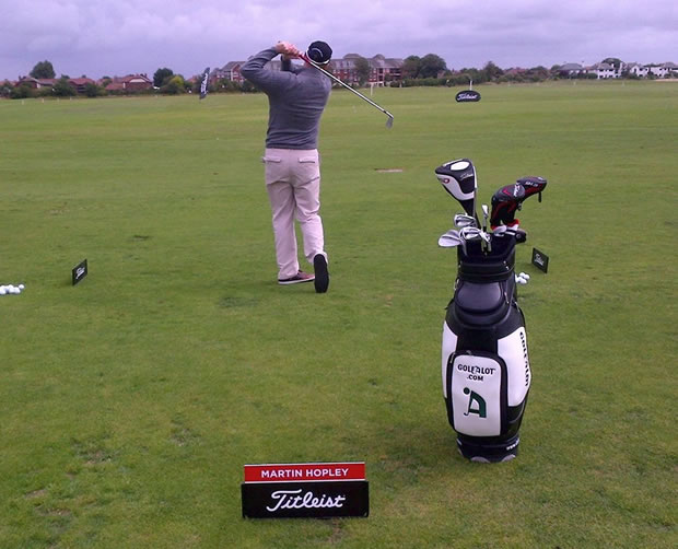 On The Range With Titleist 714 Prototype Irons