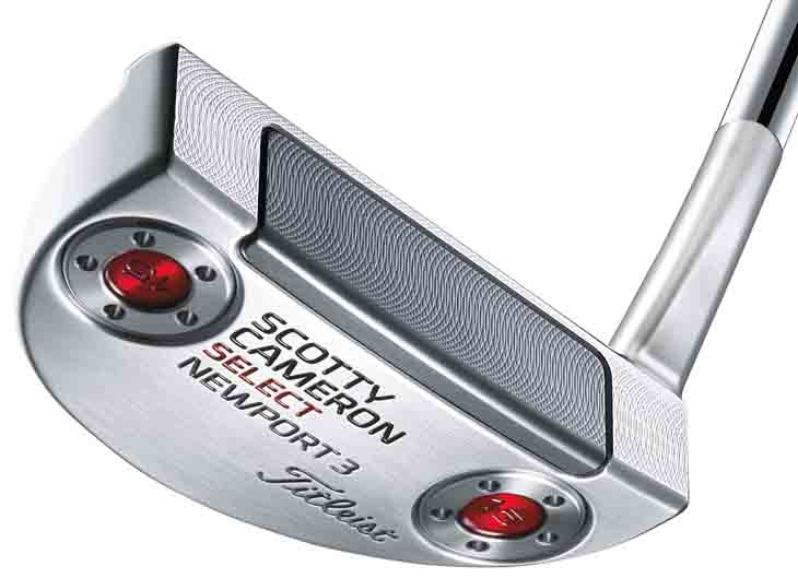 Titleist Scotty Cameron Select Putters
