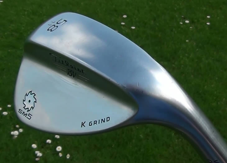 Titleist Vokey SM5 Wedge M Grind