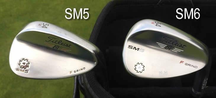 Titleist Vokey SM6 Wedge Review - Golfalot