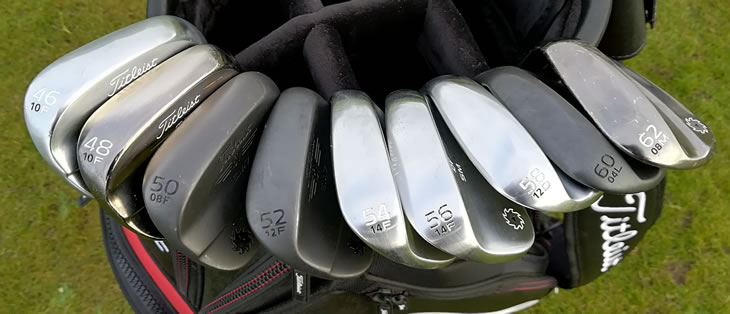 Titleist Vokey SM7 Wedges