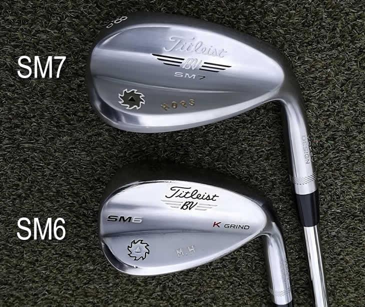 Titleist Vokey SM7 Wedge Review - Golfalot