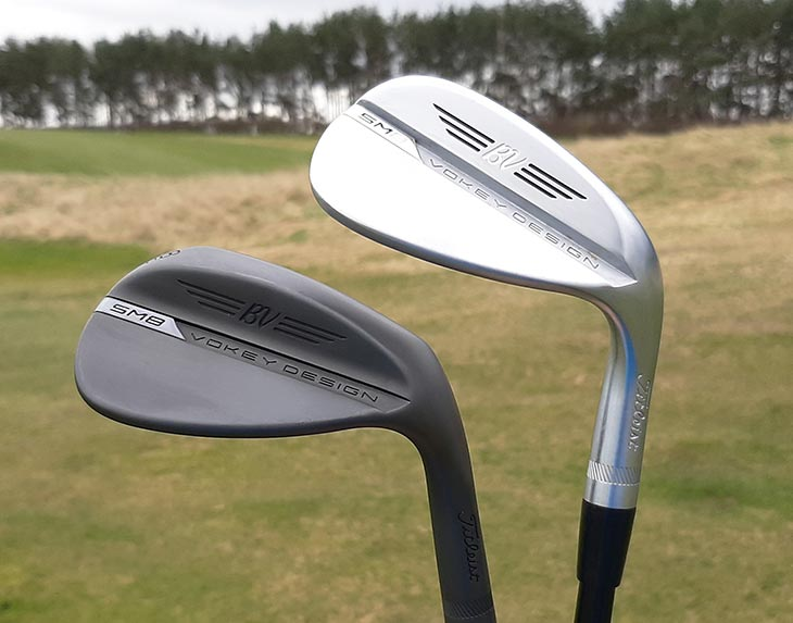 Titleist Vokey SM8 Wedges