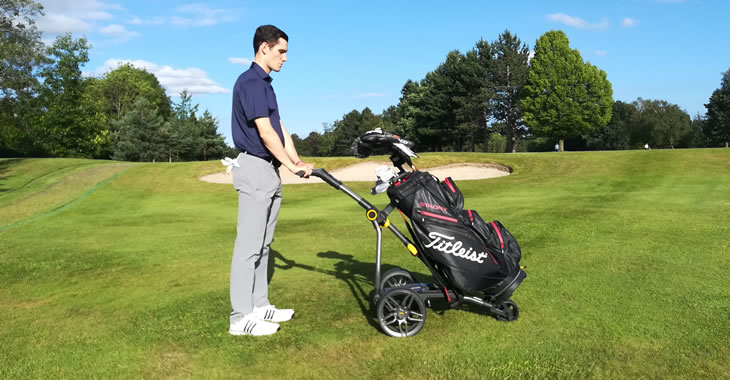 Titleist StaDry Cart Bag