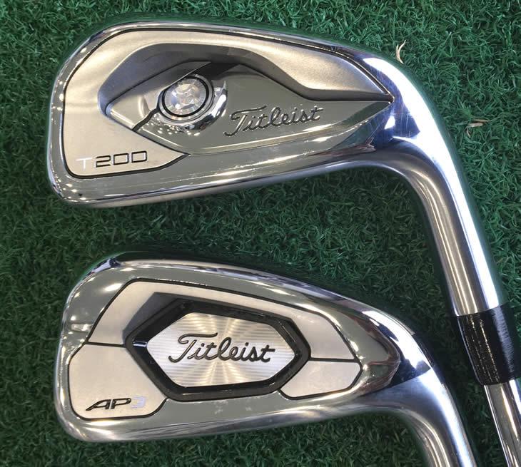 Titleist T200 Irons Review - Golfalot