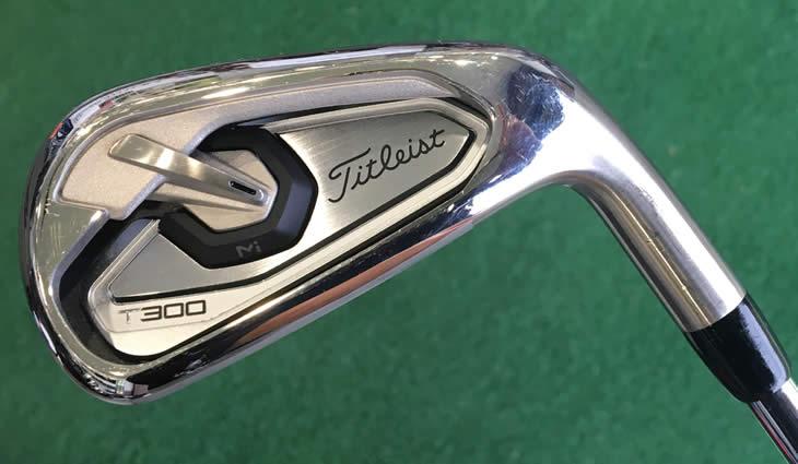 Titleist T300 Irons Review - Golfalot