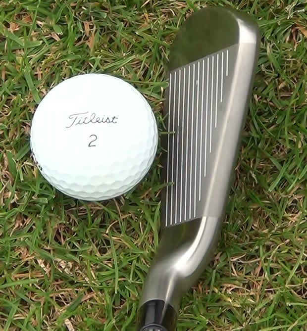 Titleist 714 AP1 Iron Address