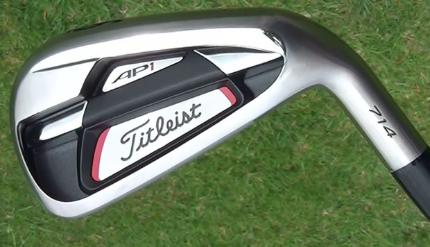 Titleist 714 AP1 Irons
