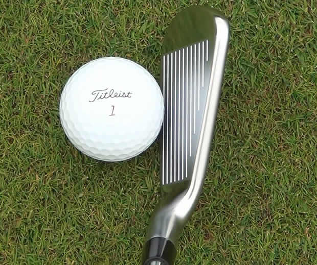Titleist 714 AP2 Iron Address