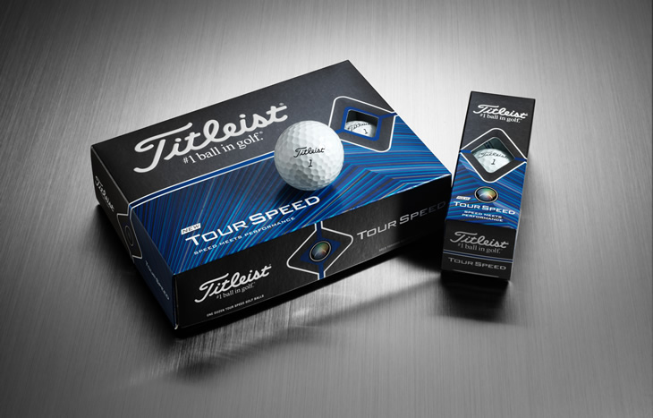 Titleist Tour Speed Golf Ball