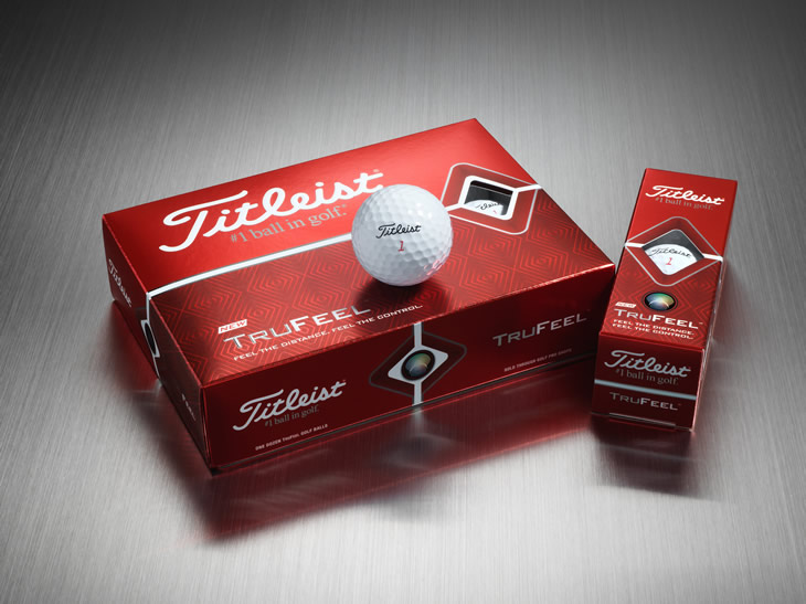 Titleist TruFeel Golf Ball