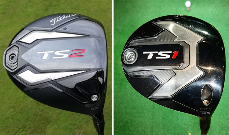 Titleist TS1 Driver Review
