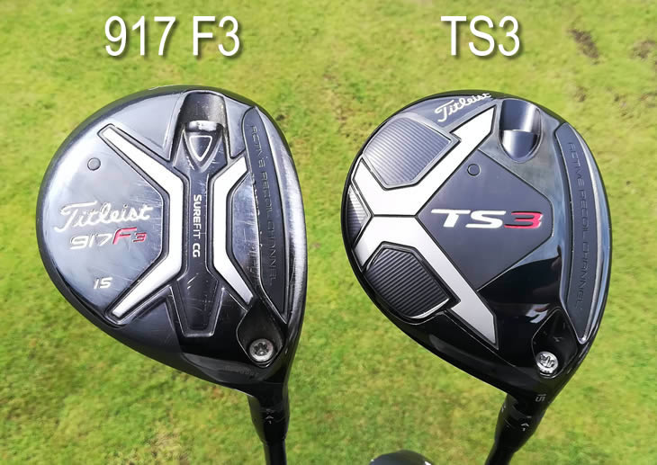 Titleist TS3 Fairway