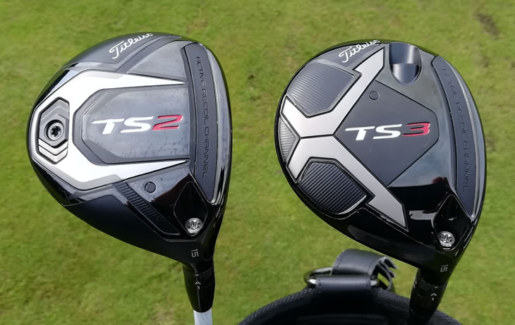 Titleist TS2 Fairway Wood Review - Golfalot