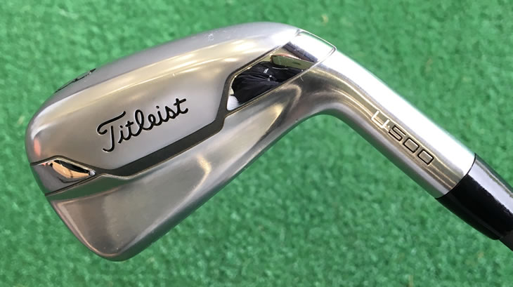 Titleist U500 3 Iron