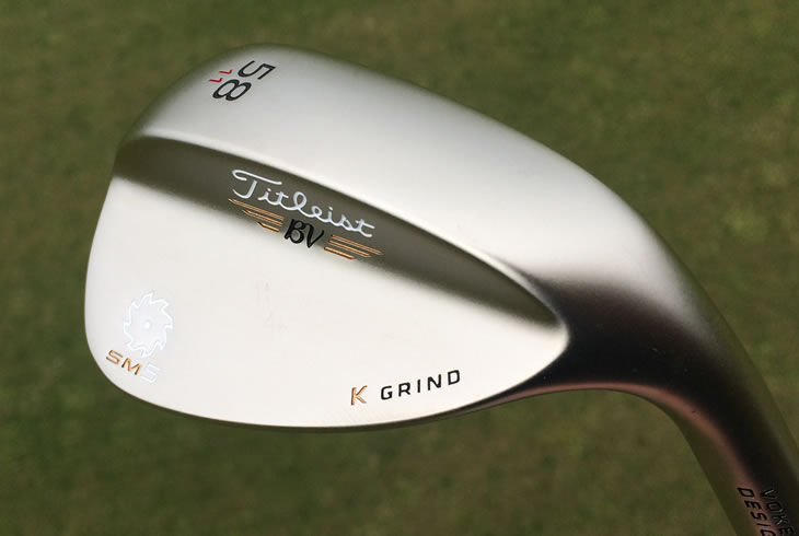 Titleist Vokey SM5 58K Wedge