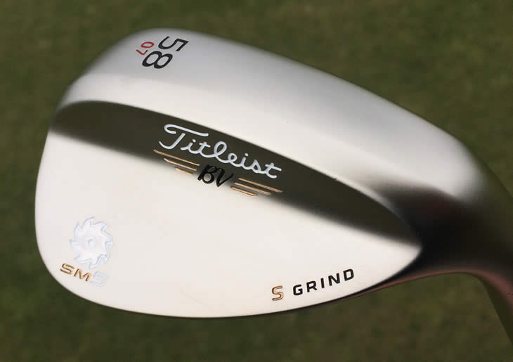 Titleist Vokey SM5 58S Wedge