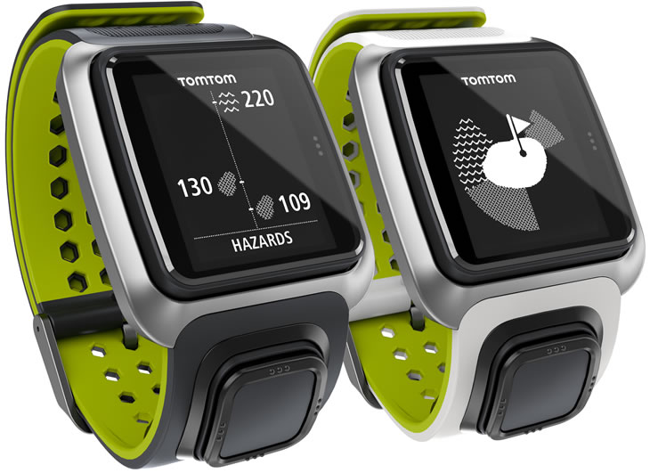 Tom Tom Golfer GPS Watch