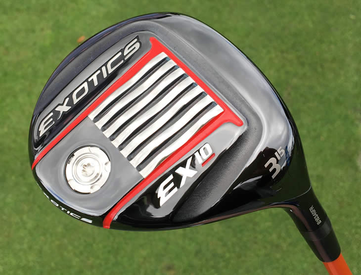 Tour Edge Exotics EX10 Fairway