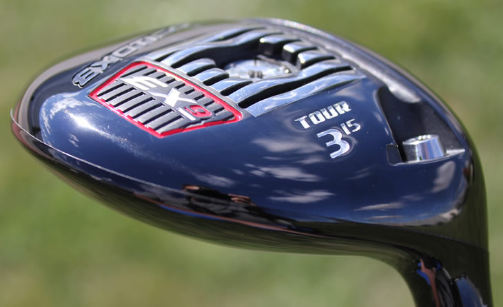 Tour Edge Exotics EX9 Tour Fairway Wood